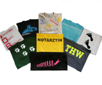 T-Shirts nach Ihrer Vorlage