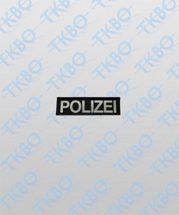 """Brustschild """"POLIZEI"""" 10 cm x 3 cm"""