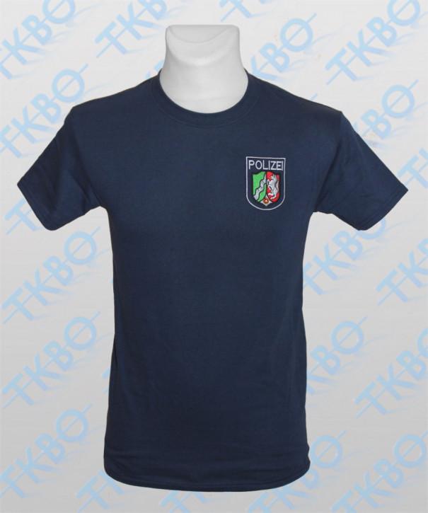 T-Shirt mit Wappen NRW XL