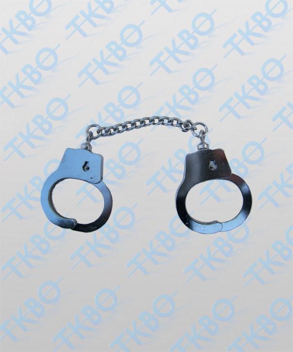 Schlüsselanhänger Mini Handfesseln