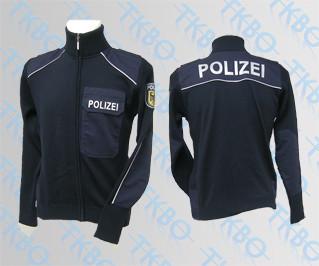 "Strickjacke ""Bundespolizei"" 50"