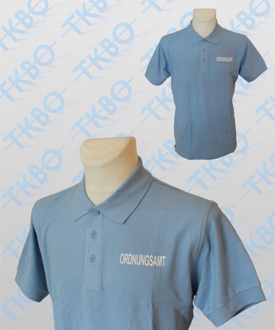 new style 7a2c8 825da Poloshirt mit Aufdruck