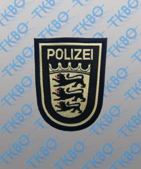 Polizeiabzeichen Baden Württemberg