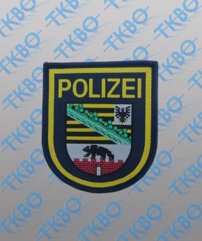 Polizeiabzeichen Sachsen Anhalt