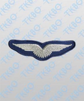Abzeichen Polizei-Fliegerschwinge