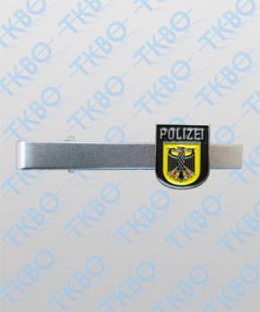 "Krawattenklammer ""Wappen"" Bundespolizei"