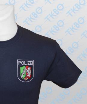T-Shirt mit Wappen NRW S