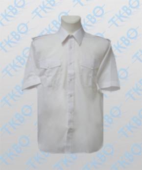 Diensthemd mit 1/2 Arm