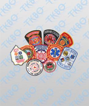 10 Sammlerabzeichen USA Feuerwehr