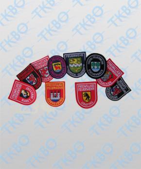 10 Sammlerabzeichen BRD Feuerwehr