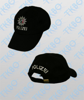 Baseball Cap Polizei NRW Blau