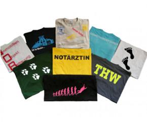 T- Shirt nach Ihrer Vorlage