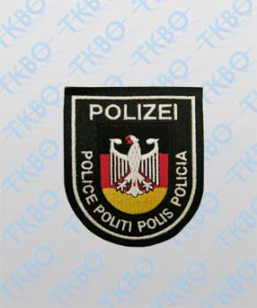 """Ärmelabzeichen Polizei BRD - """"Kosovo"""""""