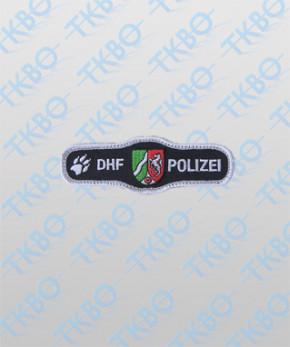 Tätigkeitsabzeichen Diensthundeführer Polizei NRW