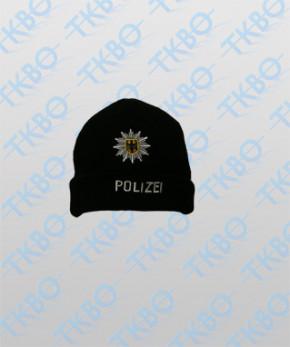 Rollmütze mit Einstickung Bundespolizei