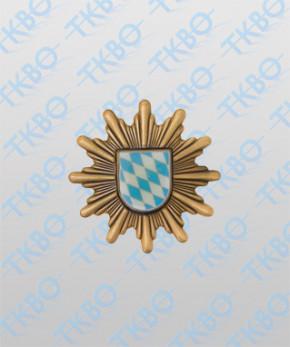 Mützenstern Polizei Bayern