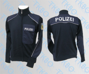"Strickjacke ""Bundespolizei"""