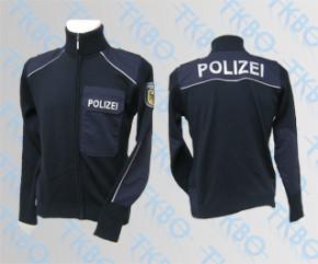 "Strickjacke ""Bundespolizei"""