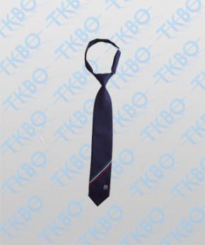 Krawatte mit Sicherheitsclip