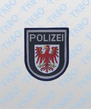 Polizeiabzeichen Brandenburg