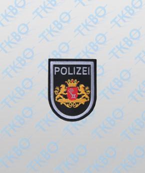 Polizeiabzeichen Bremen - klein