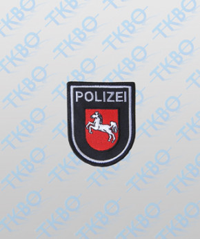 Polizeiabzeichen Niedersachsen - klein