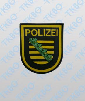 Polizeiabzeichen Sachsen