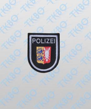 Polizeiabzeichen Schleswig Holstein - klein