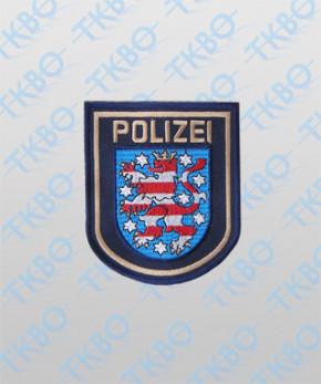 Polizeiabzeichen Thüringen