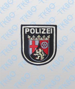 Polizeiabzeichen Rheinland Pfalz