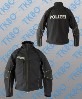 Softshelljacke Bundespolizei