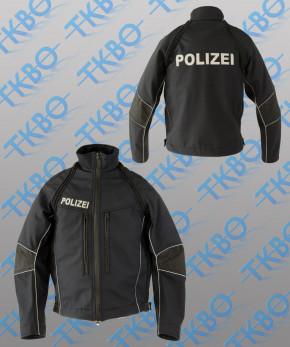 Softshelljacke Bundespolizei