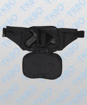 Bauchtasche - Pistolentasche mit diversen Fächern