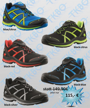HAIX - BLACK EAGLE Adventure 2.0 GTX Low - for Men