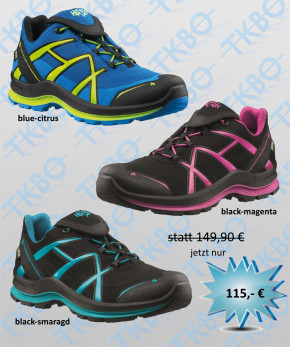 HAIX - BLACK EAGLE Adventure 2.0 Ws GTX Low - for Ladies