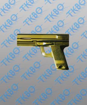 Notizblock Pistole