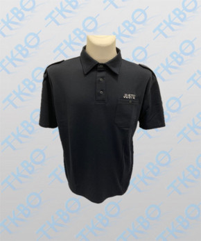 Polo Shirt Justiz NRW Herren